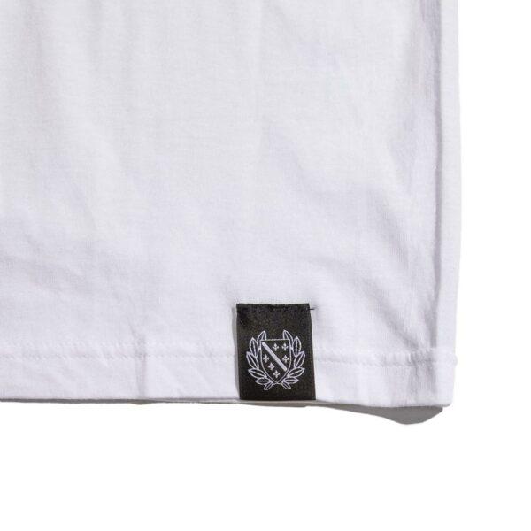 Majica bijela etiketa