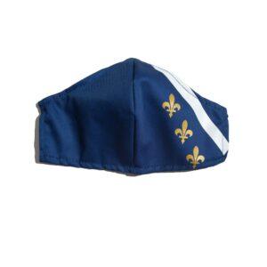 Zaštitna maska sa ljiljanima